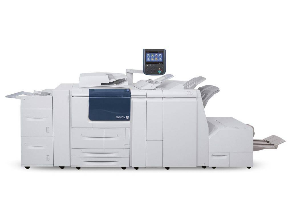 Xerox D95 D110 D125